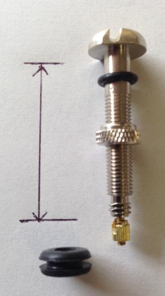 standard valve stem